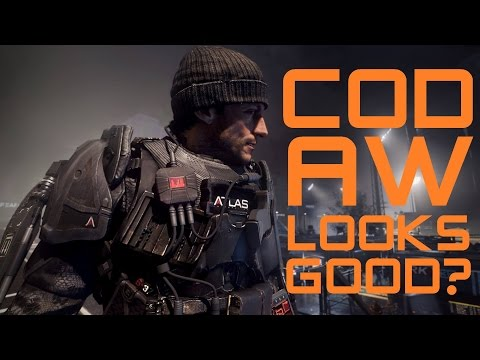 CoD: AW looks good?! Get mad haters. (Call of Duty: Advanced Warfare Discussion)