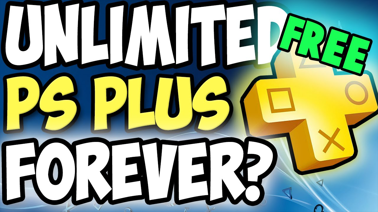 How to get free playstation plus forever for life working ps how to get free playstation plus forever for life working ps plus exploitunpatchable youtube voltagebd Image collections