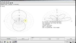 Designing 28 MHz 2 Elements Horizontal Yagi Using MMANA-GAL Free Software