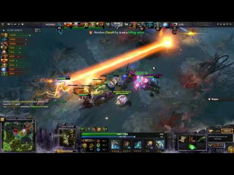 Newbee vs compLexity Gaming - EPICENTER Moscow Full Highlights Dota 2