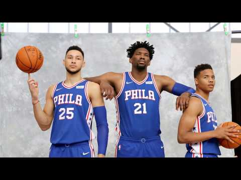 Michael Kaskey-Blomain talks Embiid restrictions. Fultz health, Simmons debut, and more 76ers talk