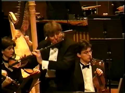 Jacques Zoon, Poem for Flute and Orchestra by Charles Griffes