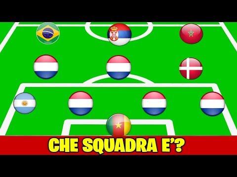 INDOVINA LA SQUADRA DI CALCIO CHALLENGE !!! Quiz di Calcio 2019