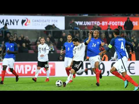 Germany 2-2 France Post Match Analysis | International Friendly