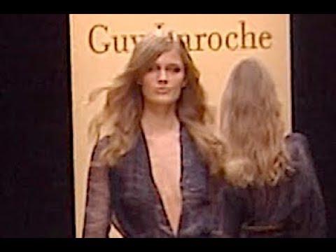 GUY LAROCHE Spring Summer 2009 Paris - Fashion Channel