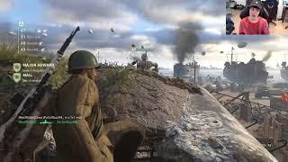 WW2 1V1 INSANITY!