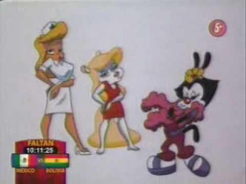 Animaniacs - Macadamia Nut (Version En Español Latino)