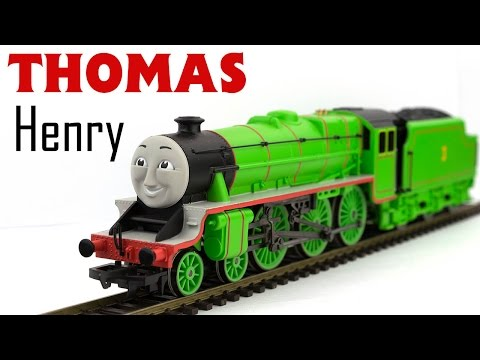 Unboxing the Hornby Henry from Thomas & Friends