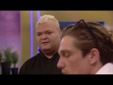 Heavy D gets a telling off | Day 6