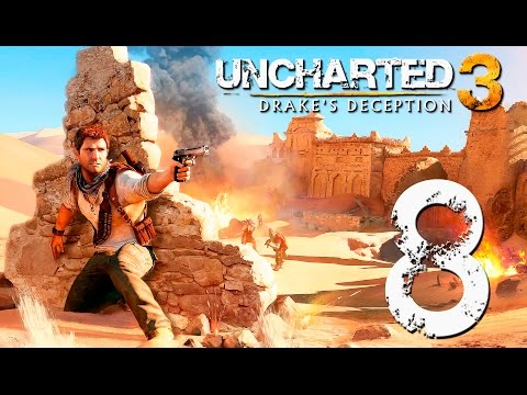 Uncharted 3: La traicion de Drake | En Español | Capitulo 8 |