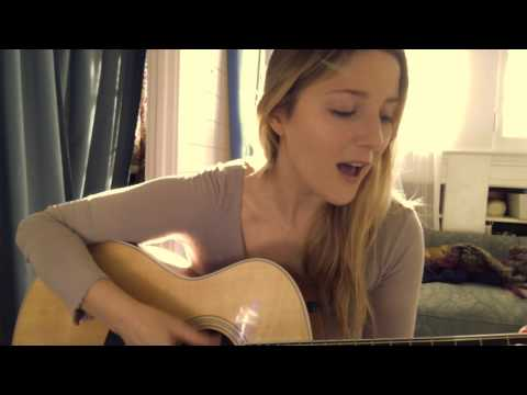 Wrecking Ball - (Miley Cyrus Acoustic Cover)