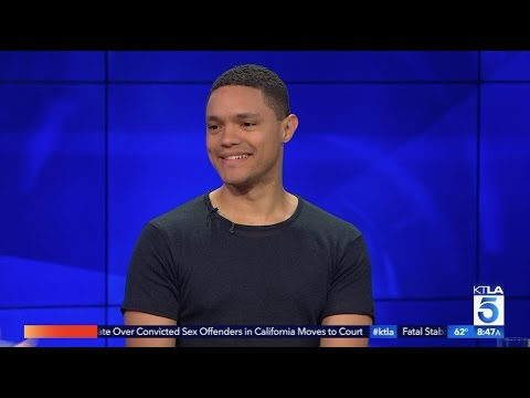 Download Youtube: Trevor Noah Reveals He Can't Keep Up with Daily Breaking  News