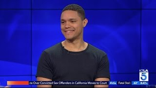 Trevor Noah Reveals He Can't Keep Up with Daily Breaking  News