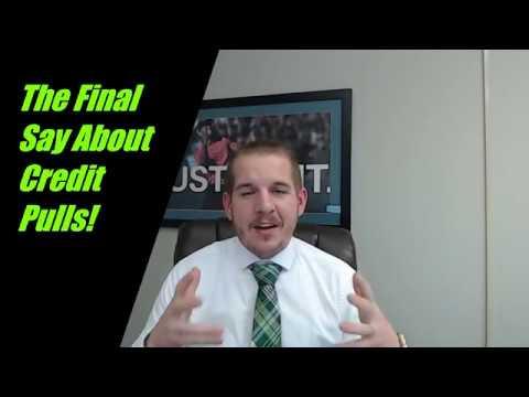 Lancaster Mortgage Credit Pulls