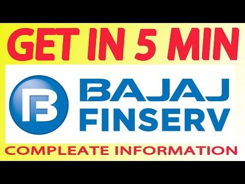How to Apply for a Bajaj Finserv  Loan
