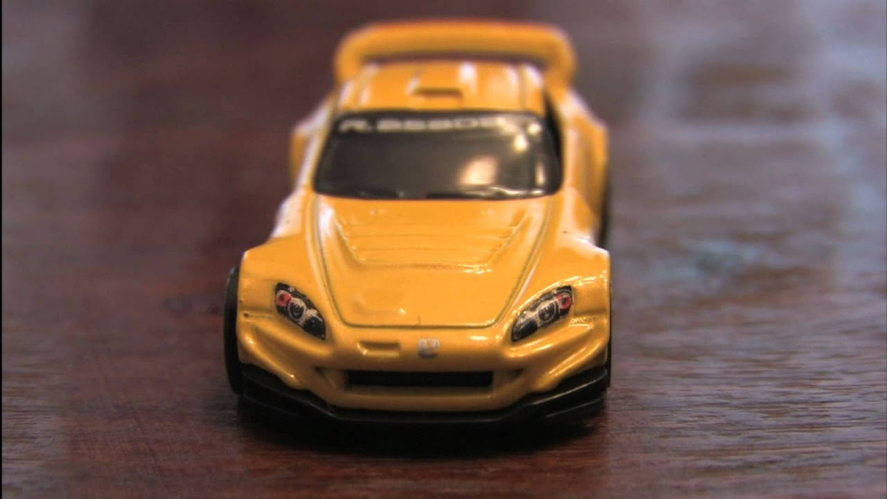 Honda S2000 Hot Wheels Review By Cgr Garage Youtube