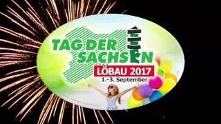 Mit Volldampf zum Tag der Sachsen 2017 in Löbau