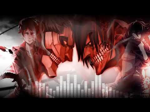 Eren vs Armored Titan   Theme   Attack on Titan Season 2 Long Ver