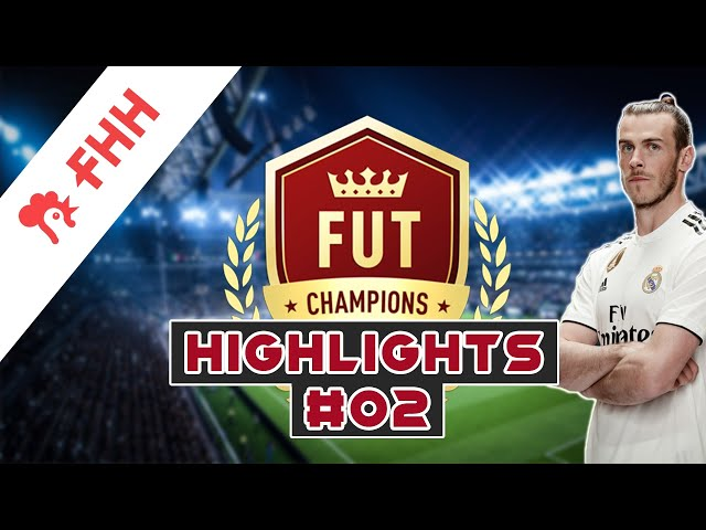 13 GOL IN UNA PARTITA - UN FUT CHAMPIONS RELATIVAMENTE TRANQUILLO - Highlights WL #02
