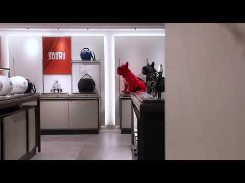 Retail fit-out: tech transformation on Harrods's 5th floor