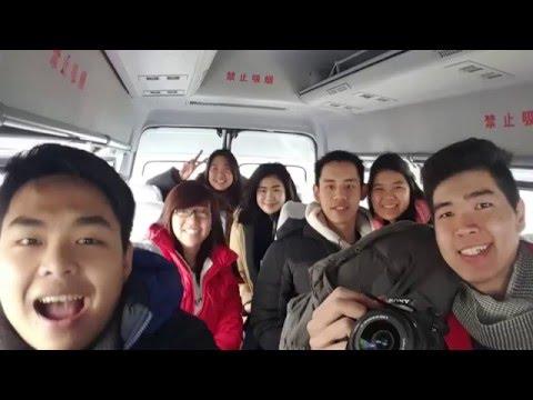 Jalan-jalan ke Harbin ( Travel Video )