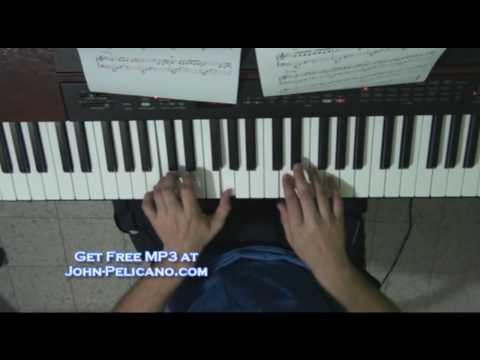 No Surprise - Daughtry - Piano Version - Cover - By John Pelicano