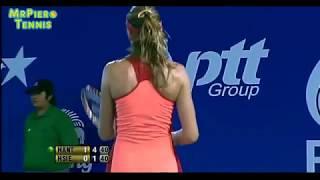 Daniela Hantuchova vs Hsieh Su-Wei 2012 PTT Pattaya Open SF
