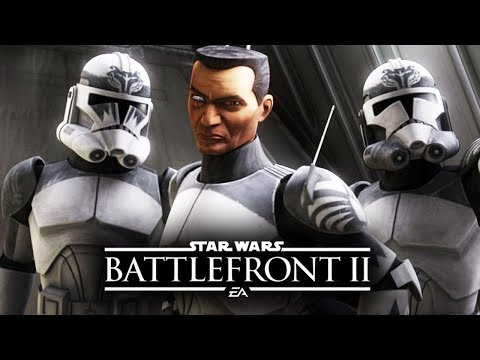 Star Wars Battlefront 2 - Wolfpack Clone Wars Armor Spotted at EA Play! What Does It Mean?