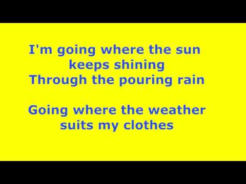 Everybody's Talkin' -  Harry Nilsson - with lyrics