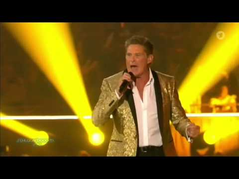 David Hasselhoff - Looking for freedom | German TV ARD Schlagerbooom 10/21/2017