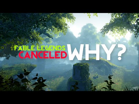 Why Fable Legends Was Canceled