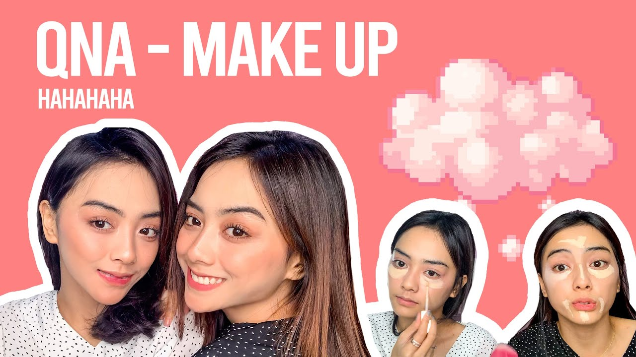Makeup Ala-ala - QnA #Azelazrivlog