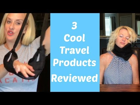 3 Cool Travel Products