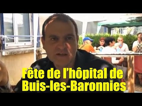 sem25   Reportage sur la fête de l'hôpital de      Mistral TV Drôme Ardèche