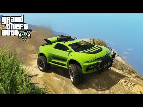 ★ GTA 5 - EPIC SCARABEE LAND TRANSPORT 4X4 OFF-ROAD (GTA V PC MODS)