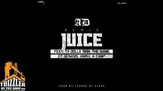 AD ft. Ty Dolla Sign, The Game, OT Genasis, Iamsu!, K. Camp - Juice [Remix] [Thizzler.com]