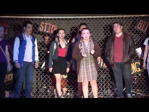 Alameda High School Drama Spring Musical C@rr1e Act 1