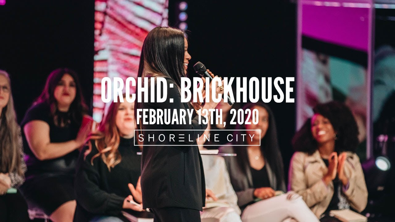 Orchid: Brick House // Oneka McClellan