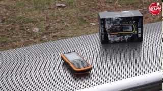 Экстремальный обзор Sigma Mobile X-treme IP 67