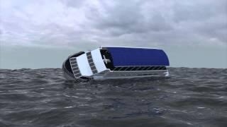 Costa Rica accident: catamaran sinks, killing three