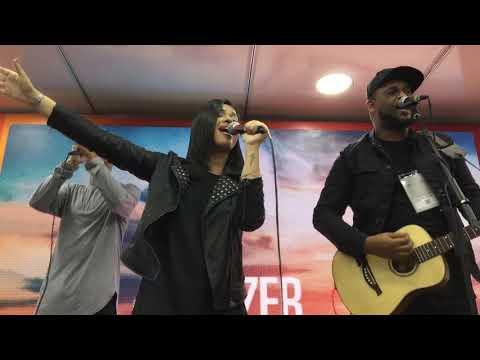 Lagoinha Worship & Gabi Sampaio & Marcos Freire: Glória e HonraOusado Amor - Expo Cristã 2018