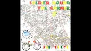 Jah Lloyd - Soldier round the corner - Album