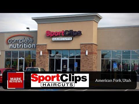 REVIEW - SportClips - American Fork, Utah