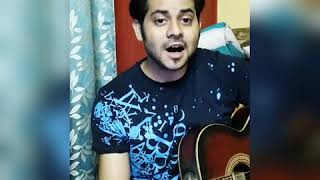 kanna amar acoustic cover ghare and baire anupam roy savvy ver 1