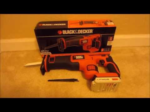 black-&-decker-20v-max-lithium-reciprocating-saw-#bdcr20b