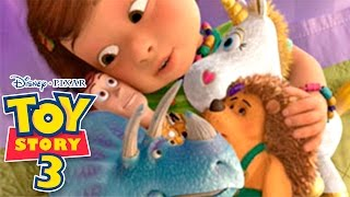 DEUTSCH GANZER FILM SPIEL Toy Story 3 Buzz Lightyear,Jessie & Woody Toy Story German DisneyPixar