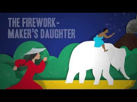 The Firework-Maker's Daughter trailer