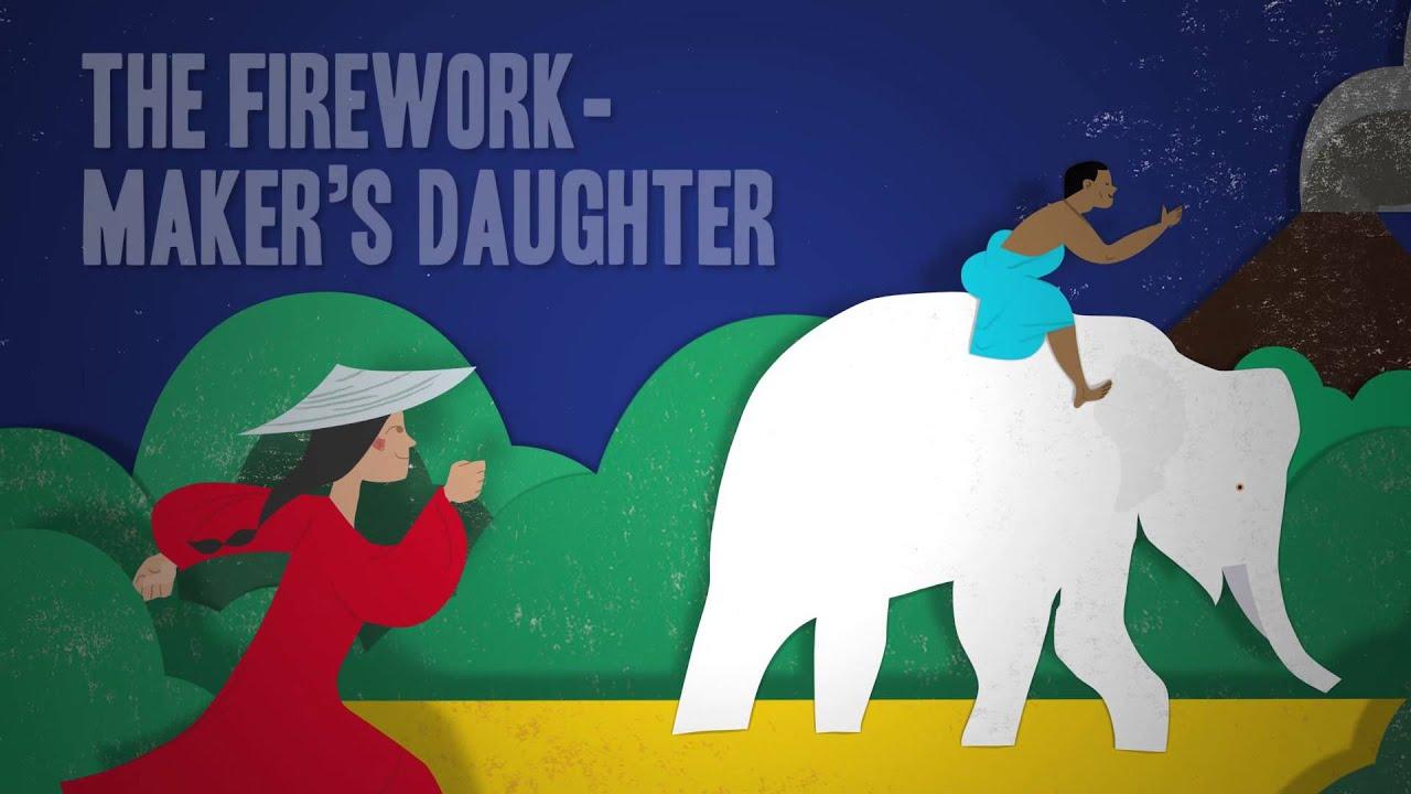 The Firework Maker 39 S Daughter Trailer Youtube