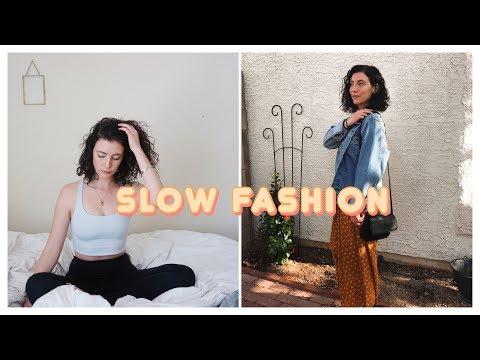 Sustainable + Ethical Clothing / QUITTING FAST FASHION // Tayler Nicole