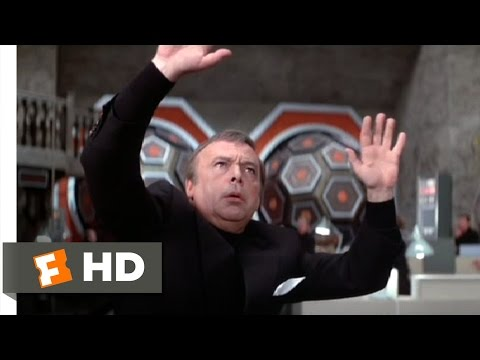 The Pink Panther Strikes Again (12/12) Movie CLIP - Erasing Dreyfus (1976) HD